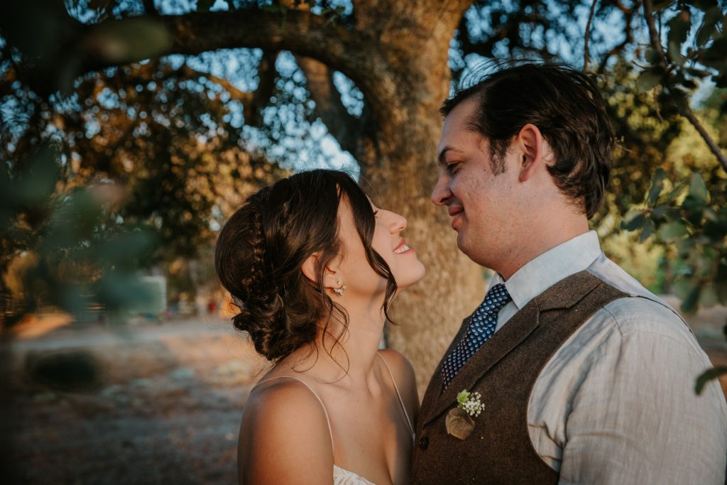 intimate elopement wedding california rustic destination photographer